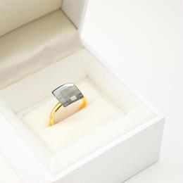 Swarovski(BlackDiamond )Ring