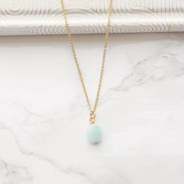 期間限定販売14kgf Amazonite Necklace