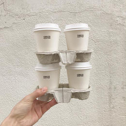 OBROS COFFEE TO GO CUPS [ 10p ]
