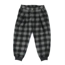 R.M GANG / BUFFALO CHECK PANTS (gray)