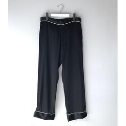 R.M GANG /  Still dreaming trouser  (black×white)