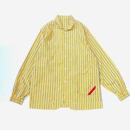 PHINGERIN / Night Shirt RL (yellow stripe)