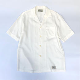 WACKO MARIA  /  Mafia Shirt (type-1)(white)