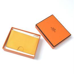 HERMES /  Card Case (spice)