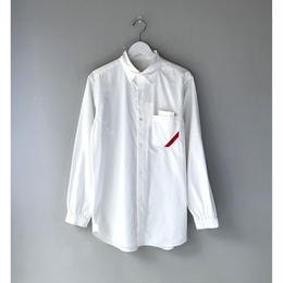 PHINGERIN / SOUP SHIRT  (white)