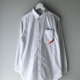 phingerin / soup shirts  ST (gray stripe)
