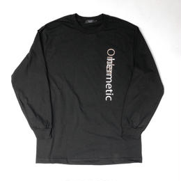 Diaspora skateboards / Row Life L/S Tee (black)