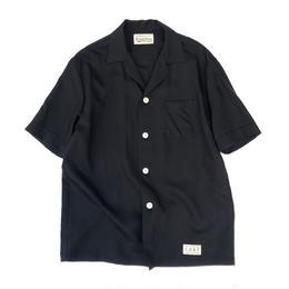 WACKO MARIA  /  Mafia Shirt (type-1)(black)
