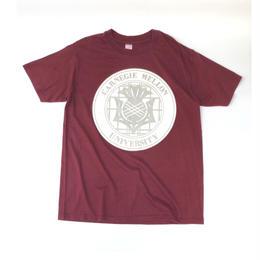 チャンピオン ロゴ Tシャツ (spice)