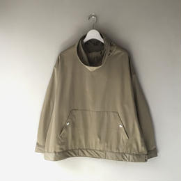 PHINGERIN / HIGH JACKET (taupe grey)