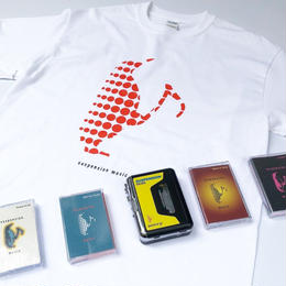 "tr.4 suspension / suspension music ""Mix Tape"" 限定セット T-SHIRTS SET"