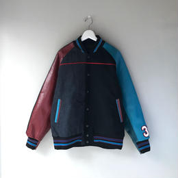 THREE FACE /2nd limited stadium jacket (one off)
