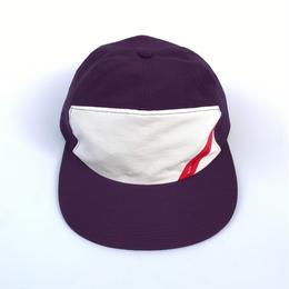 PHINGERIN / PANEL CAP (white x purple)