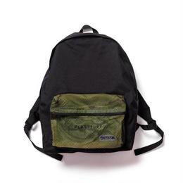 F-LAGSTUF-F x OUTDOOR / Big bag (black x yellow)