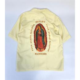 WACKO MARIA  /  Mafia Shirt (type-5)(yellow)