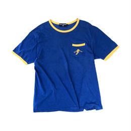 "POLO SPORT ポケット Tシャツ ""ウイングフット"" (spice)"