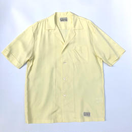 WACKO MARIA  /  Mafia Shirt (type-1)(yellow)