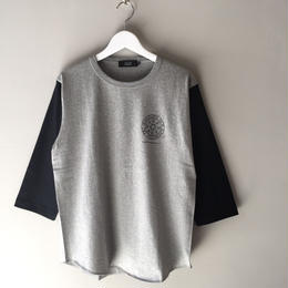 diaspora skatebords /  Small Magic Circle 3/4 baseball top