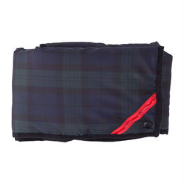 PHINGERIN / square warmer plaid (navy check)