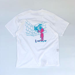 Dunno /  年金Tee (white)
