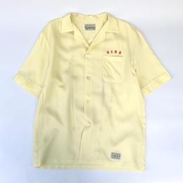 WACKO MARIA  /  Mafia Shirt (type-2)(yellow)
