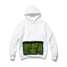 F-LAGSTUF-F x OUTDOOR / L/S Hoodie (white)