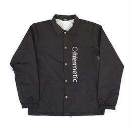 Diaspora skateboards /Raw Life Coaches Jacket (Black)