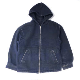 COMME des GARCONS HOMME/ 80's Wool Hoodie(spice)