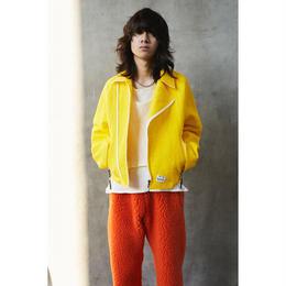 R.M GANG /elephant racing jacket(yellow)