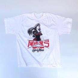 カロリーメイト 尾崎魔弓 T-Shirt (spice)