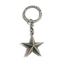 WACKO MARIA / STAR KEY HOLDER (silver)