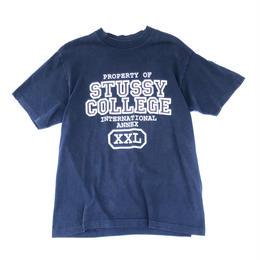 ステューシー カレッジ Tシャツ  (spice)