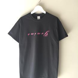 """tr.4 suspension /  """"genius"""" ptrint T-shirts"""