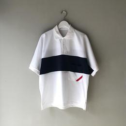 PHINGERIN / Run Polo (white)