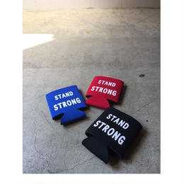 "tr.4 suspension /  ""STAND STRONG ""  COOZIE"