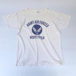 チャンピオンAIR FORCE Tシャツ (spice)