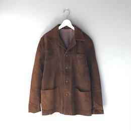 Taubers / 50's Nubuck  Jacket (spice)