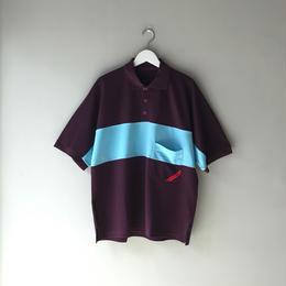 PHINGERIN / Run Polo (burgundy)