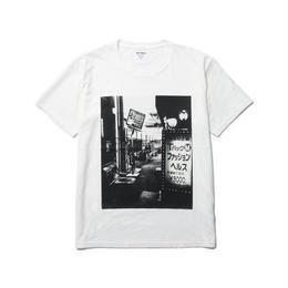 WACKO MARIA ×森山大道  /  STANDARD CREW NECK T-SHIRT(TYPE-12 : white)