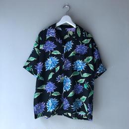 "F-LAGSTUF-F / ""Dahlia"" S/S Shirts (black)"