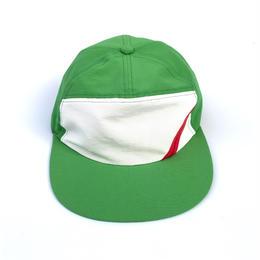 PHINGERIN / PANEL CAP (white x kimidori)