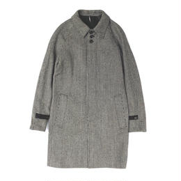 """Dior Homme """"Dogtooth Long Coat"""""""