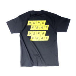 Diaspora skateboards / Oil Tee (black)