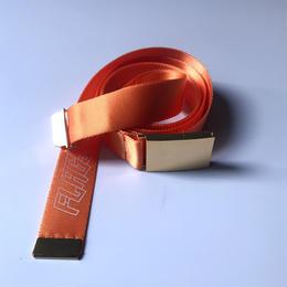 F-LAGSTUF-F / Nylon Belt (orange)