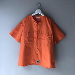 "F-LAGSTUF-F / ""Cholo"" S/S Shirts (orange)"