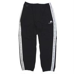 F-LAGSTUF-F / NYLON LINE PANTS (black)