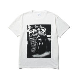 WACKO MARIA ×森山大道  /  STANDARD CREW NECK T-SHIRT(TYPE-8 : white)
