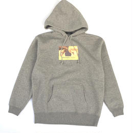 Diaspora skateboards / R.A.P.B Hooded Sweatshirt (Grey)