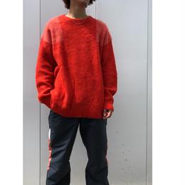 F-LAGSTUF-F / COMBAT SWEATER (orange)