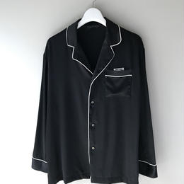 R.M GANG /  Still dreaming shirts  (black×white)